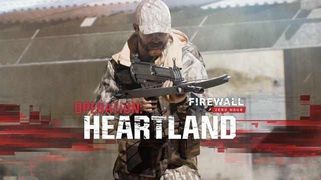 【PS VR】本日10月23日より『Firewall Zero Hour』の新シーズン「Operation: Heartland」が開幕!