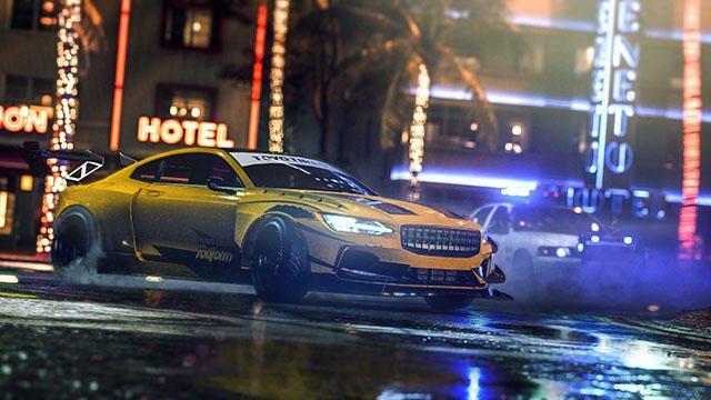 『Need for Speed™ Heat』本日発売! 昼夜を問わずレースに明け暮れ、ストリートレーサー気分を満喫しよう!