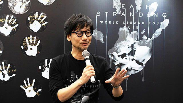 直接会って体温を感じるのは人間に必要なこと──『DEATH STRANDING』イベント後に小島監督が語った言葉