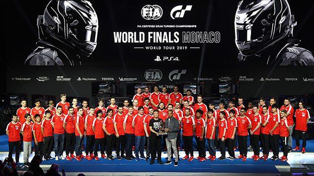 「FIA グランツーリスモ チャンピオンシップ 2019 ワールドファイナル」で今シーズンの世界王者が決定!