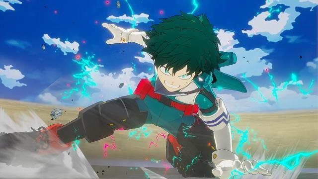 『僕のヒーローアカデミア One's Justice2』の発売日が2020年3月12日に決定!