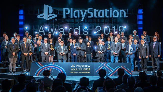 2019年のプレイステーション®を盛り上げたタイトルとクリエイターの感謝祭! 「PS Awards 2019」レポート