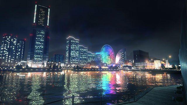 『龍が如く7 光と闇の行方』舞台・伊勢佐木異人町の広さは神室町の約3倍!! この街で金を稼ぎ成り上がれ!