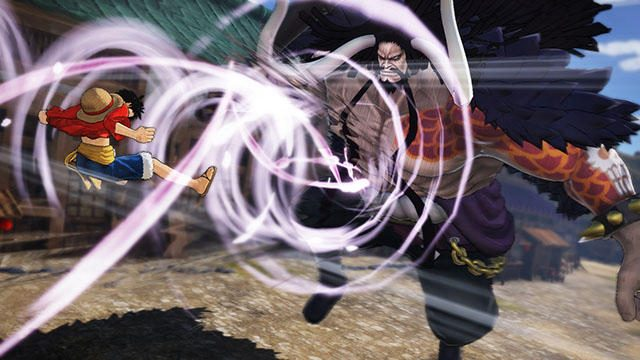 『ONE PIECE 海賊無双4』の巨大ボスバトルでカイドウと激突!! 新プレイアブルキャラクターが続々参戦!
