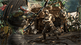 """2020年4月24日、""""狩り""""が始まる――『Predator: Hunting Grounds』がPlayStation®4で登場!"""