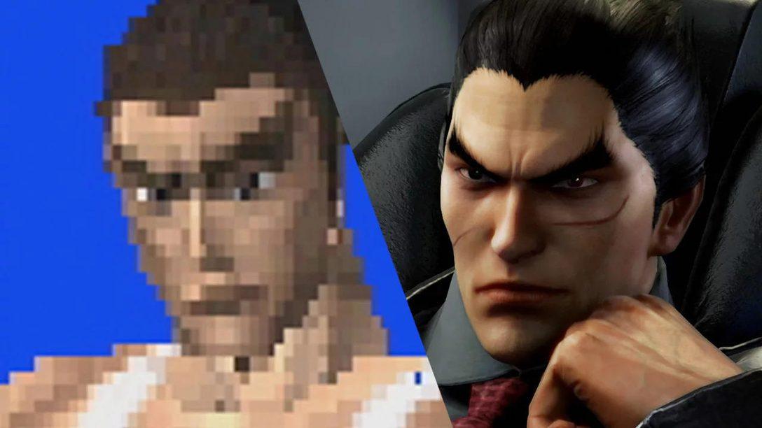PlayStation®を代表する5体のキャラクターを取り上げて、ポリゴンの進化を見る!