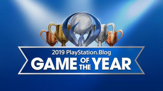 先日US版PS.Blogで行われた「PlayStation®.Blog Game of the Year 2019」の入賞作品を発表!