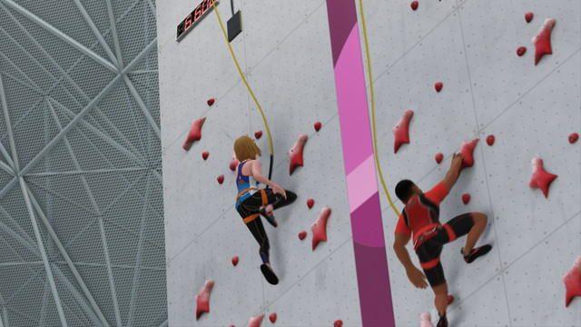 『東京2020オリンピック The Official Video Game™』がアップデート! 追加種目はスポーツクライミング!