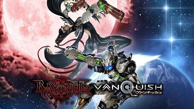 『BAYONETTA&VANQUISH』の発売日が5月28日に決定! 軽快&爽快なアクションを紹介するプロモ映像も公開!