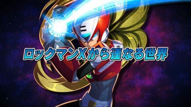 『ロックマン ゼロ&ゼクス ダブルヒーローコレクション』の魅力を詰め込んだローンチトレーラーが公開!