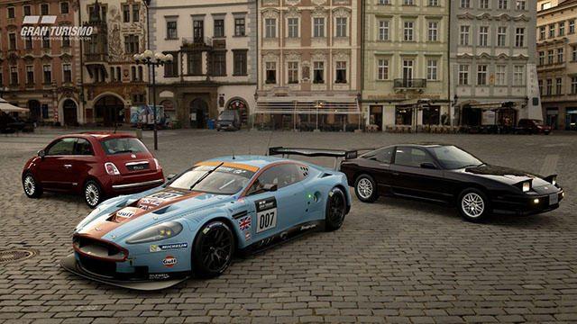 『グランツーリスモSPORT』2月アップデート配信開始! アストンマーティン DBR9 GT1 '10などを追加!