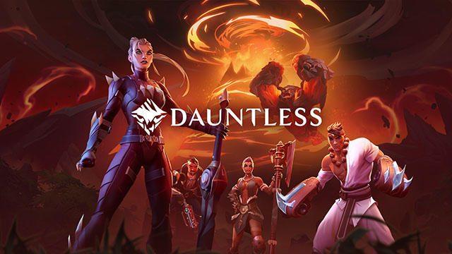 燃え盛る大地でハンティング! 『Dauntless』の大型アップデート「灼熱の地」が配信開始!