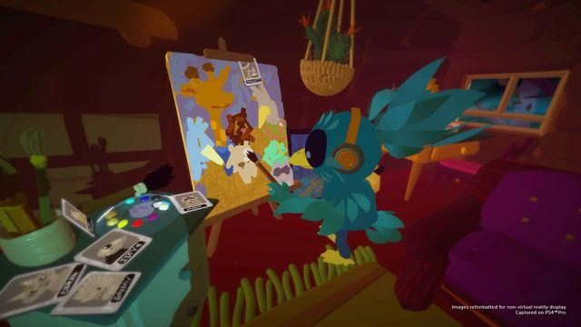 【PS VR】3D仮想空間で自由自在に絵を描ける『Tilt Brush』本日配信開始! ローンチトレーラーも公開!