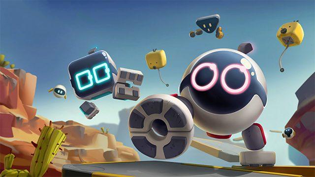 2人協力プレイが楽しすぎる『Biped』好評配信中! 二足歩行ロボットを操るパズルプラットフォーマー