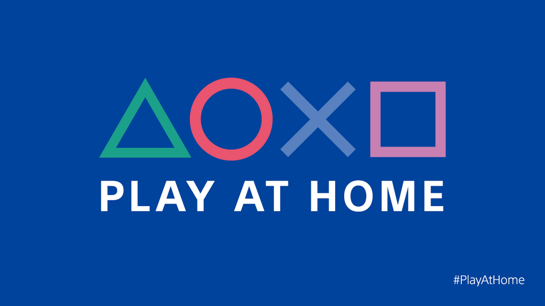 「Play At Home」イニシアチブについて
