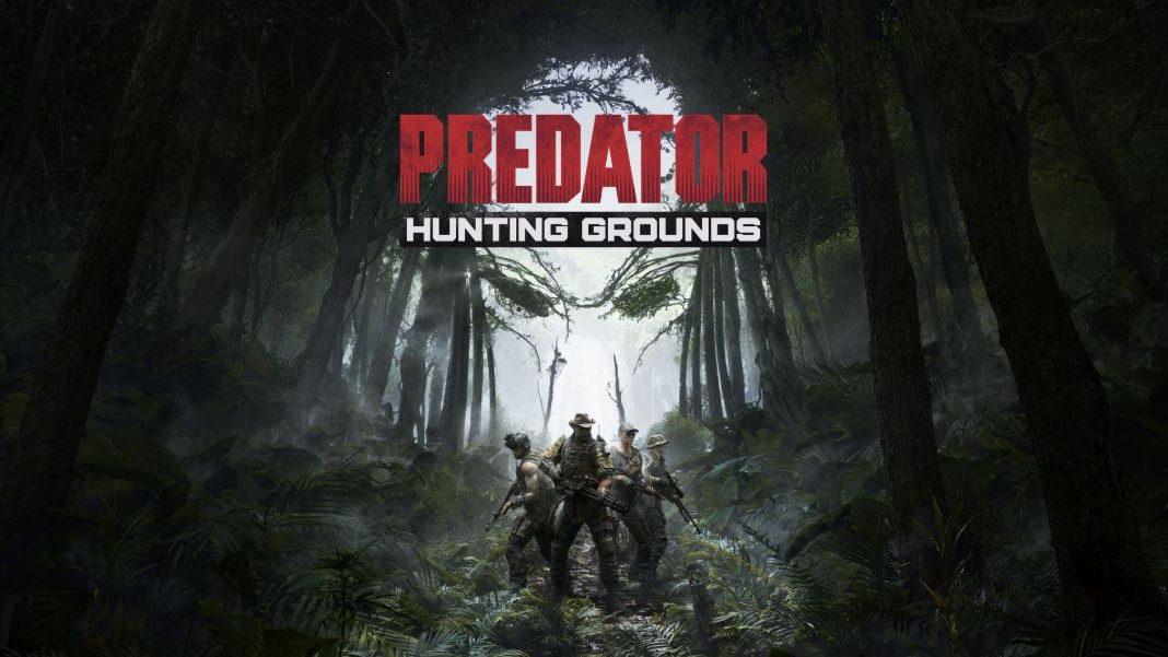 PS4®『Predator: Hunting Grounds』本日発売! 狩るか狩られるか。1対4の非対称型マルチプレイバトル開幕!
