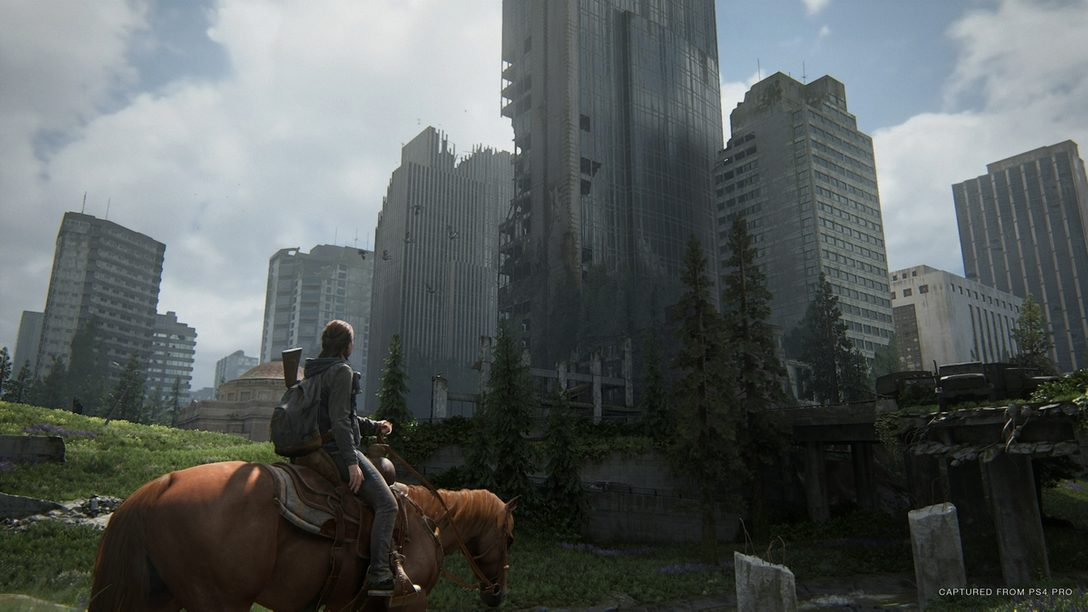『The Last of Us Part II』の世界を開発陣が紹介する映像シリーズ第1弾「Inside the Story」本日公開!