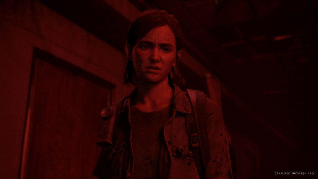 PS4®『The Last of Us Part II』の最新映像「ストーリートレーラー」を本日より公開!