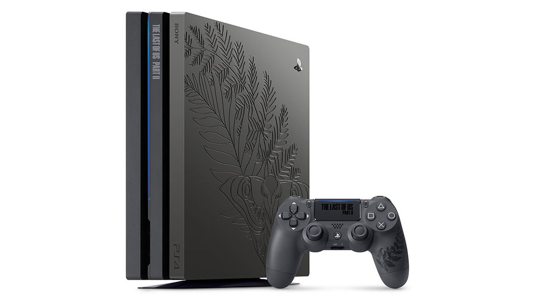 『The Last of Us Part II』特別デザインのPS4®Proとワイヤレスヘッドセットを数量限定で6月19日より発売!