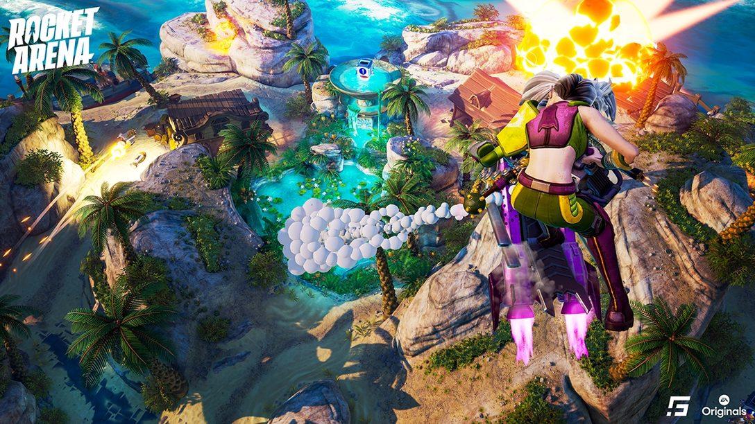 EA Originalsの新作3タイトル『ロケットアリーナ』『It Takes Two』『Lost in Random』が発売決定!