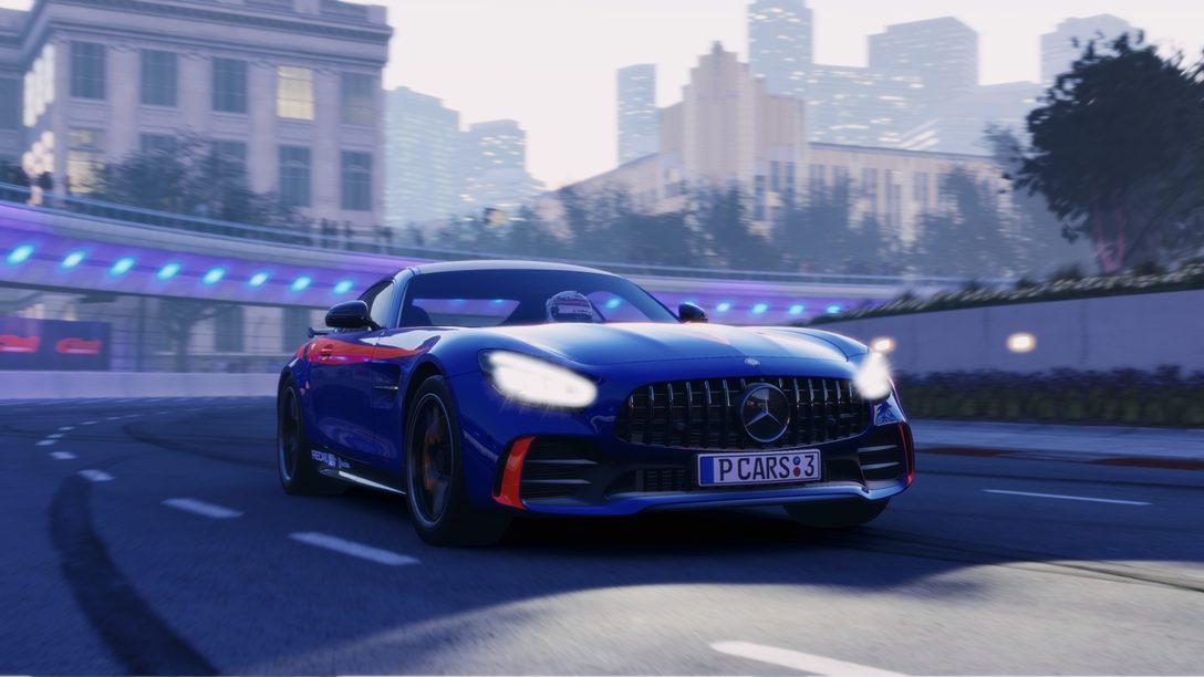 """PS4®『PROJECT CARS 3』2020年夏発売決定! 車を愛するすべての人に届ける""""極上のドライブ体験""""!!"""