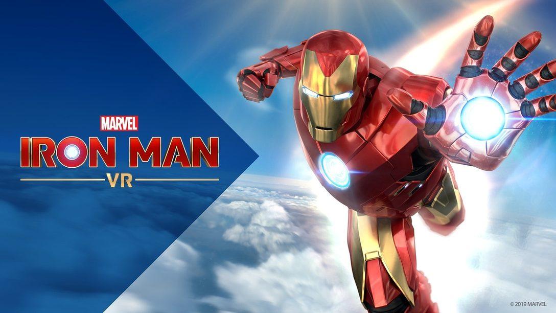 『マーベルアイアンマン VR』の気になる舞台や戦闘アクションなど、最新情報を一挙公開!
