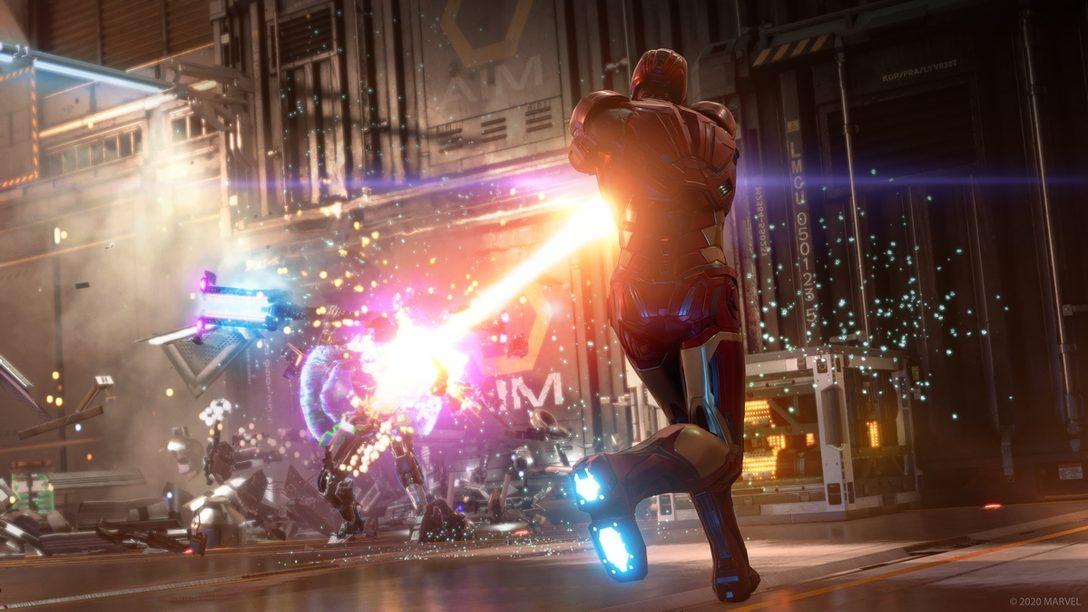 『Marvel's Avengers (アベンジャーズ)』がPS5™でも発売決定! PS5が可能にするゲームの進化を開発者が解説!