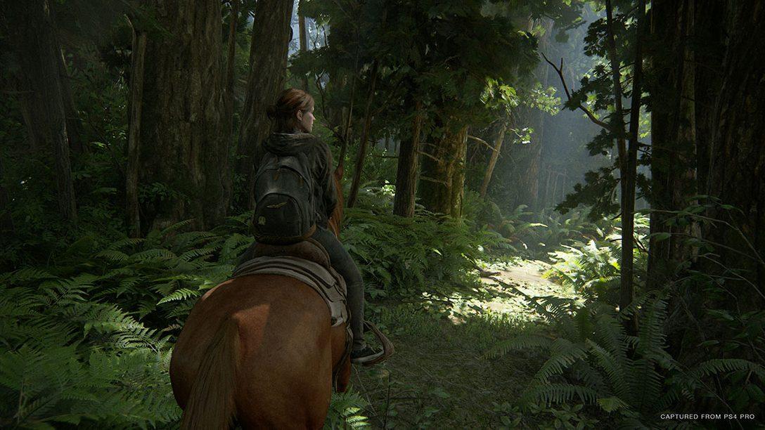 『The Last of Us Part II』の世界を開発陣が紹介する映像シリーズ第3弾「Inside the Details」本日公開!