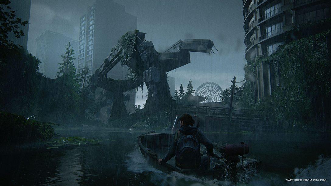 『The Last of Us Part II』の世界を開発陣が紹介する映像シリーズ第4弾「Inside the World」本日公開!