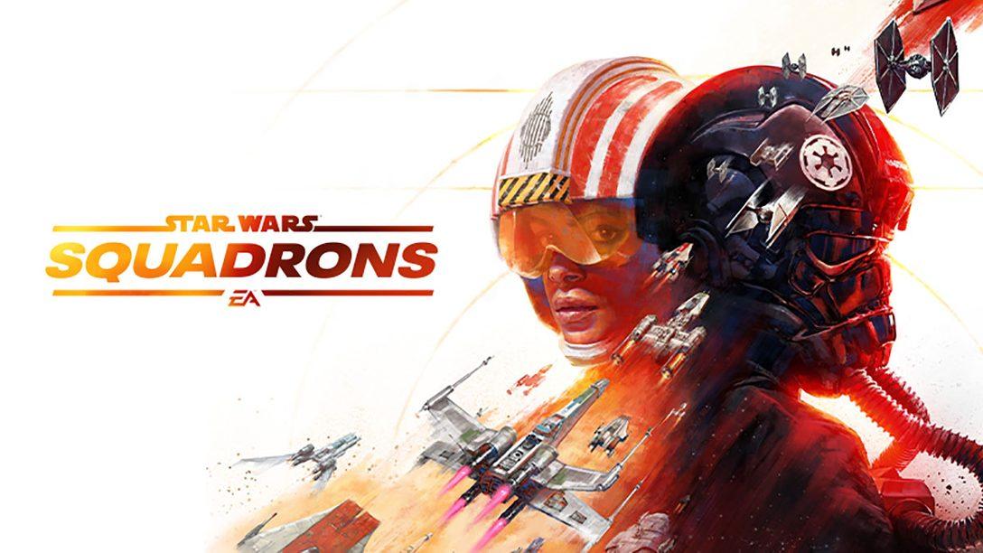 『Star Wars™:スコードロン』10月2日発売決定! 1人称視点のマルチプレイスペースドッグファイト体験!