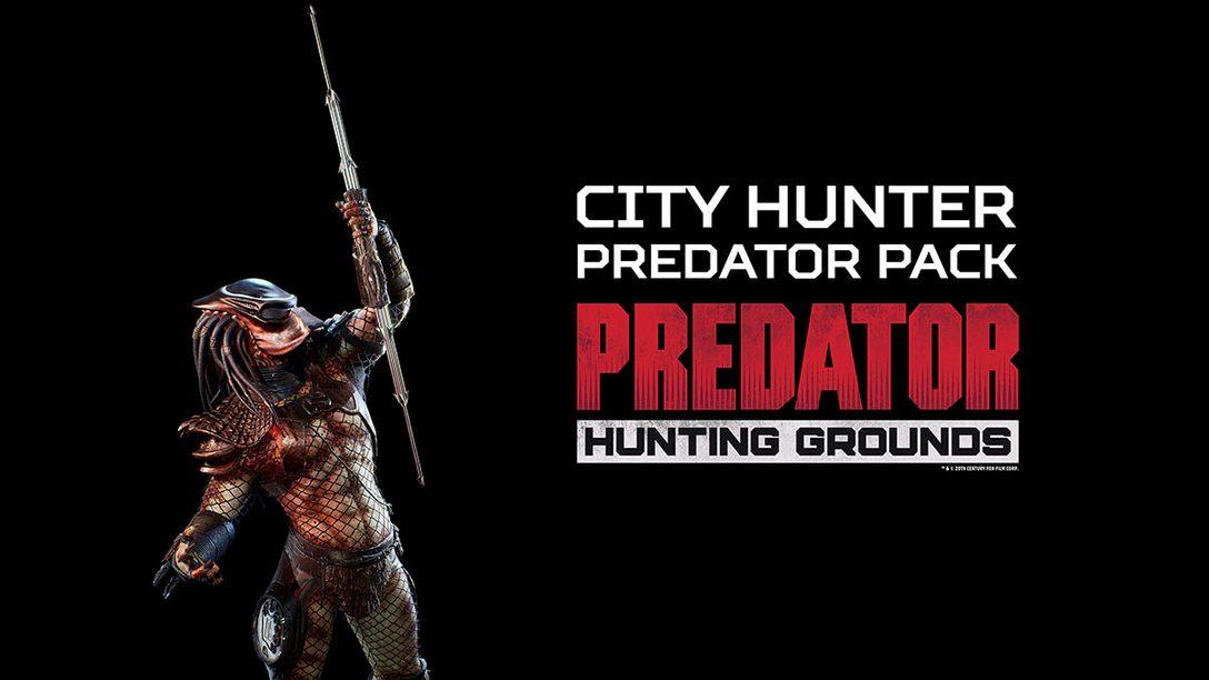 『Predator: Hunting Grounds』DLC第三弾「シティハンタープレデター」が発売! LAを襲った狩人が登場!