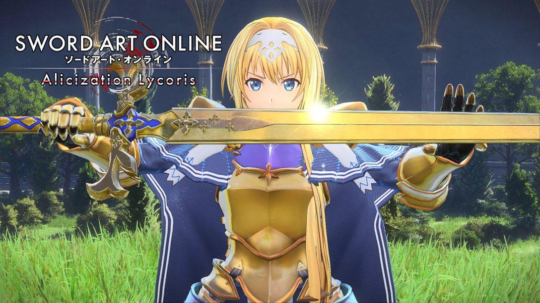 『SAO アリシゼーション リコリス』をレビュー。RPGとしての魅力は?【特集第2回/電撃PS】