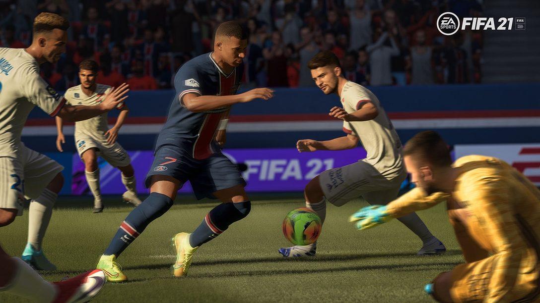『FIFA 21』カバースターがキリアン・エムバペに決定! 数々の進化点や新要素も明らかに!!
