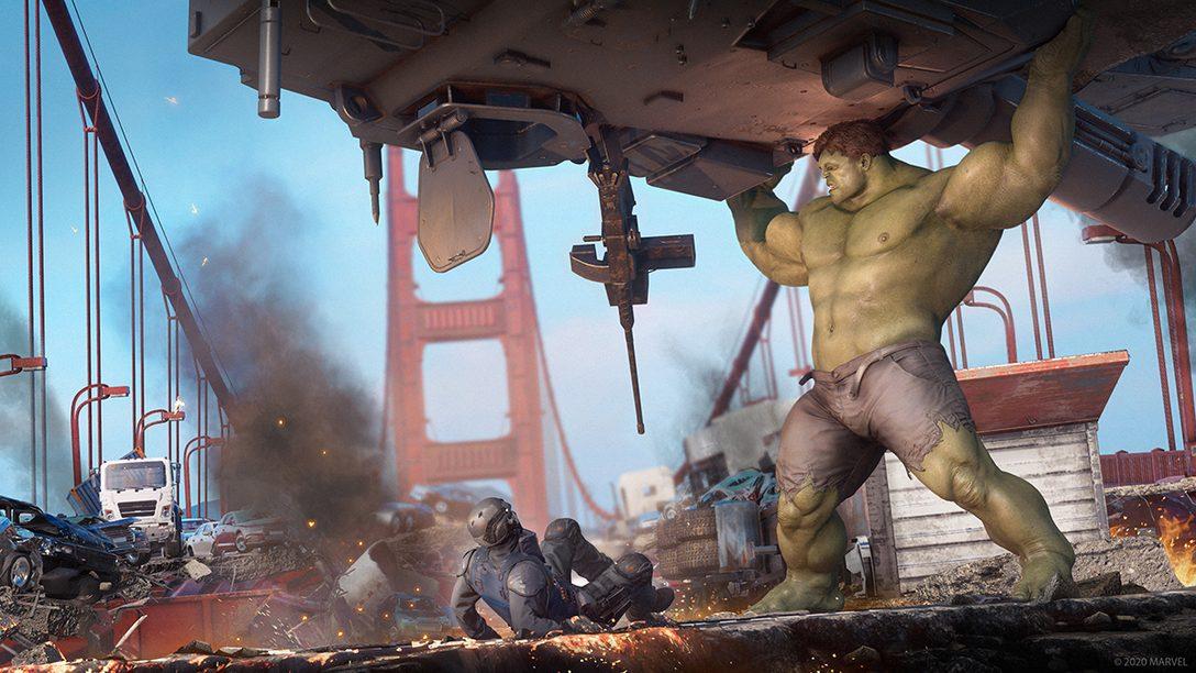 地を裂くハルク、空飛ぶアイアンマンになれる! 『Marvel's Avengers (アベンジャーズ)』ベータテスト先行レビュー!