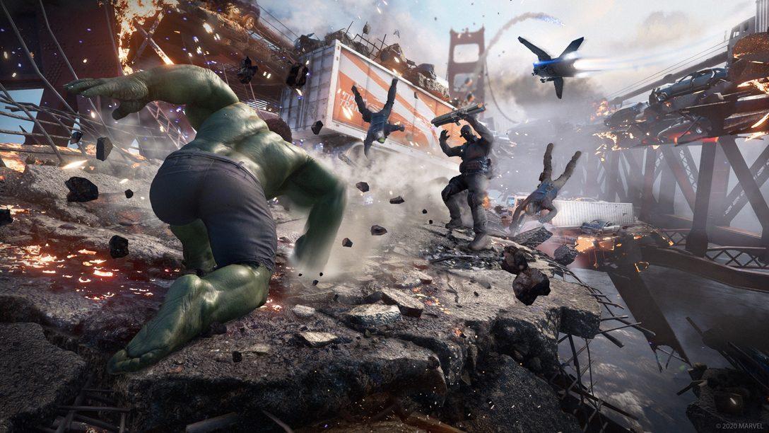 『Marvel's Avengers (アベンジャーズ)』のベータが本日開始! ベータで役立つ情報を開発会社がお届け!