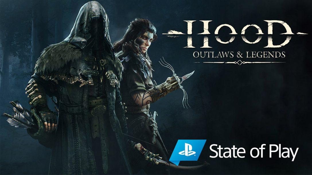 PS5™/PS4®でロビン・フッドの伝説を再現する『Hood: Outlaws & Legends』