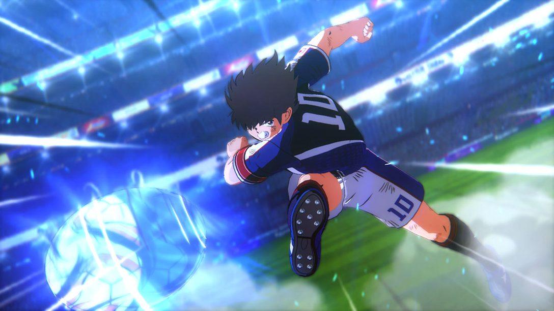 『キャプテン翼 RISE OF NEW CHAMPIONS』本日発売! スーパープレイ飛び交うハイスピードサッカーアクション!