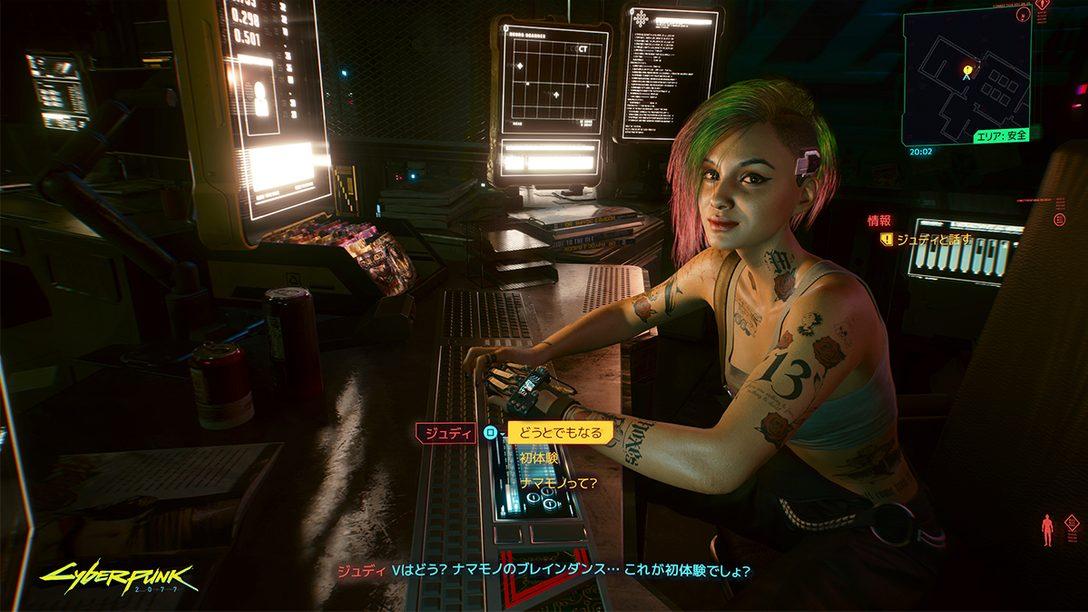『サイバーパンク2077』特別生放送レポート! 初公開の日本語版プレイ映像を交えて開発者とゲストが熱く語る!
