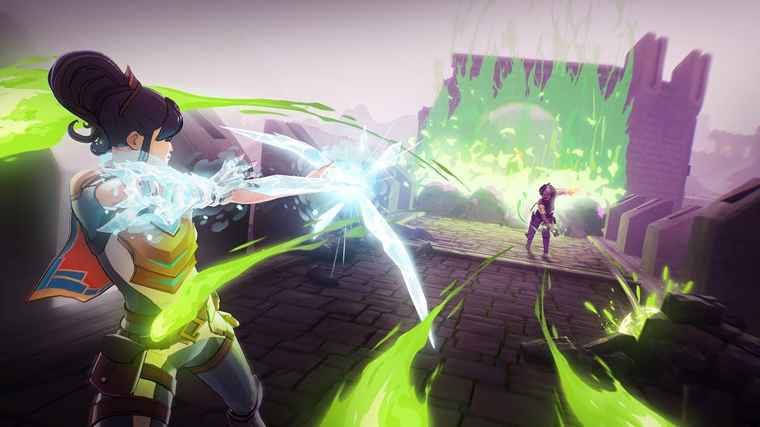 ファンタジー系バトルロイヤル『Spellbreak』プレイレビュー! 属性の組み合わせを考慮した魔法バトルが熱い!