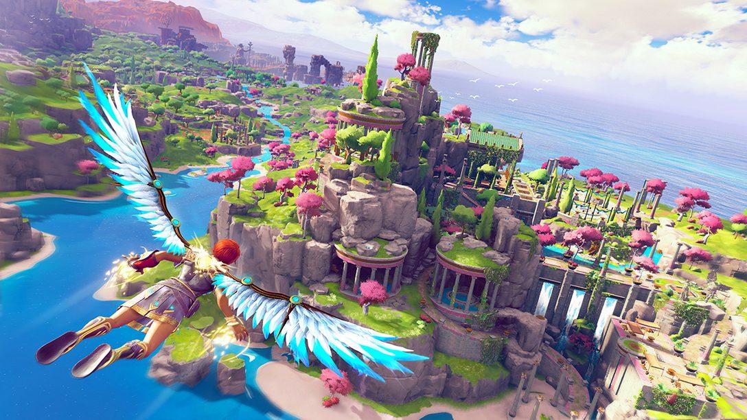 『イモータルズ フィニクス ライジング』PS4®版が12月3日発売決定! ワールドプレミアトレーラー公開!