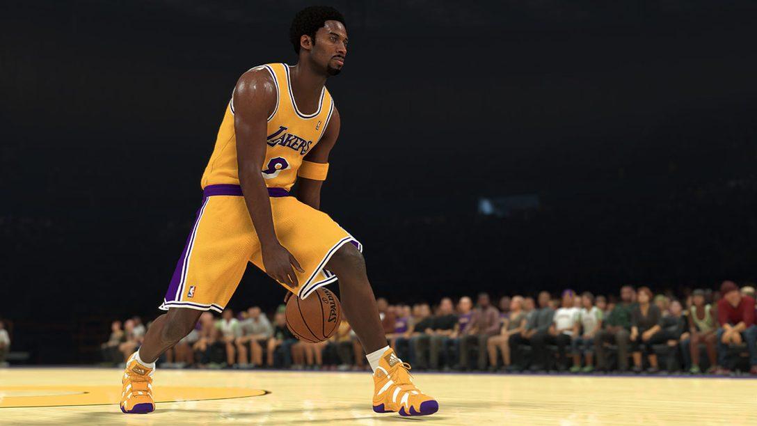 """人生は一度きりの""""ゲーム""""だ──PS4®『NBA 2K21』本日発売! 最高のバスケットボールゲーム体験がここに!"""