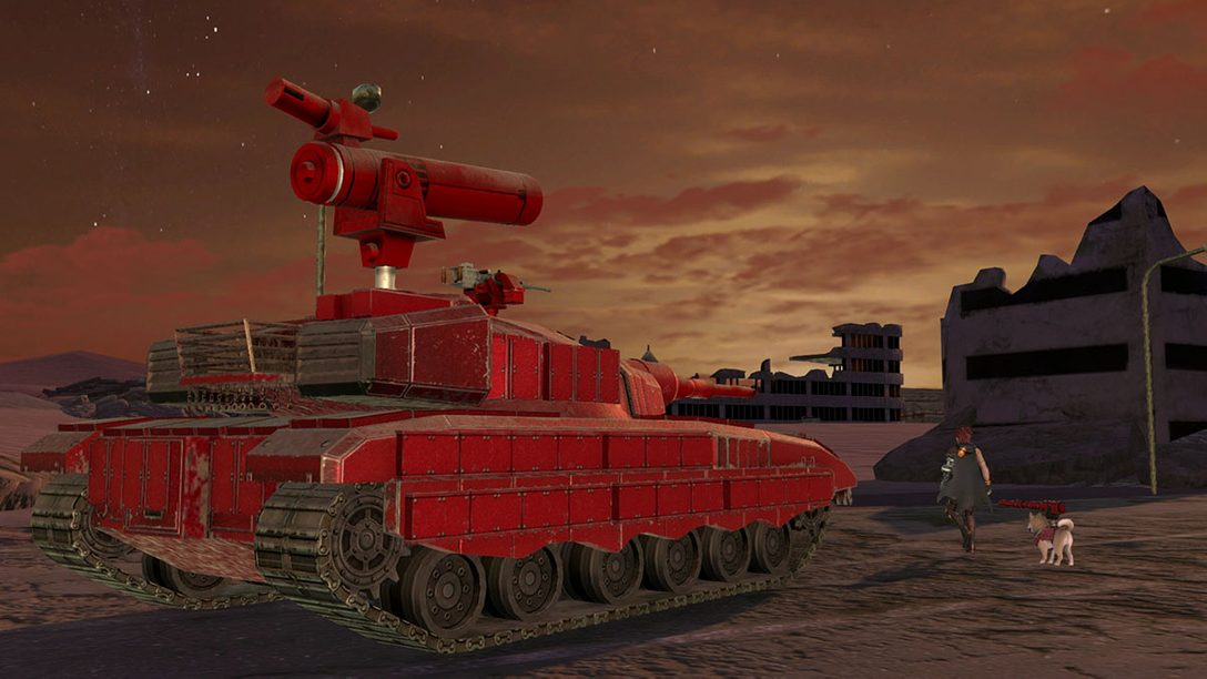 "『METAL MAX Xeno Reborn』本日発売! 完全新作級の進化を遂げて""戦車と犬と人間のRPG""が再誕!"