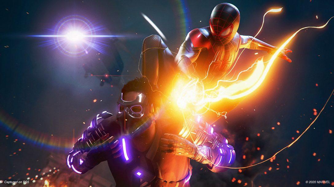 『Marvel's Spider-Man: Miles Morales』の最新ゲームプレイ映像が初公開!