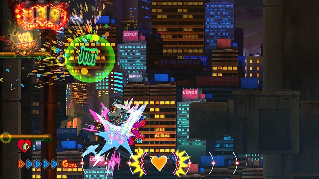 『MAD RAT DEAD』本日発売! リズムゲームと横スクロールアクションが融合した新感覚アクション!