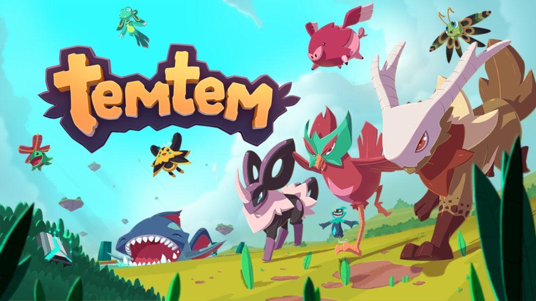 『Temtem』がPlayStation®5に登場! 早期アクセスや、クリア後のコンテンツ、オンラインならではのゲームプレイなどを紹介!