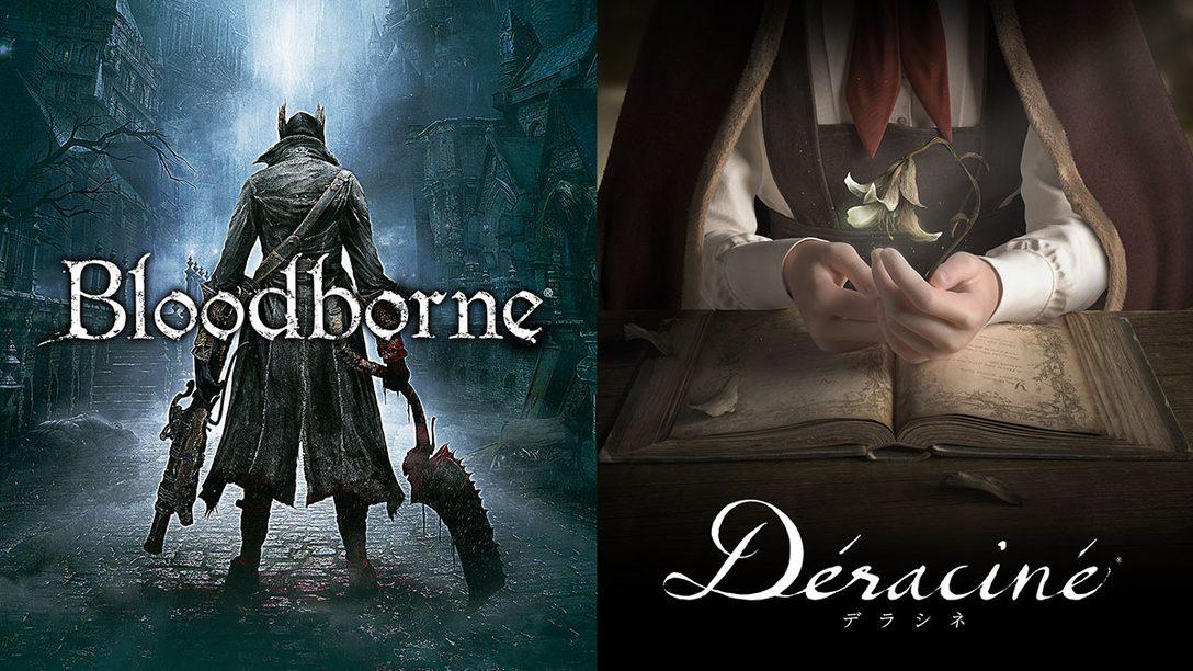 待望の新商品情報! 『Bloodborne』『Déraciné』のオリジナルグッズを紹介!