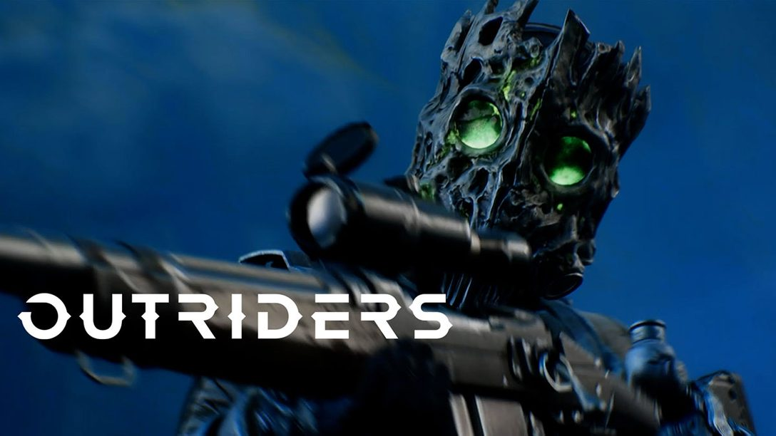 PS5™/PS4®『OUTRIDERS(アウトライダーズ)』の発売日が2021年2月2日に決定! 本日より順次予約受付開始!