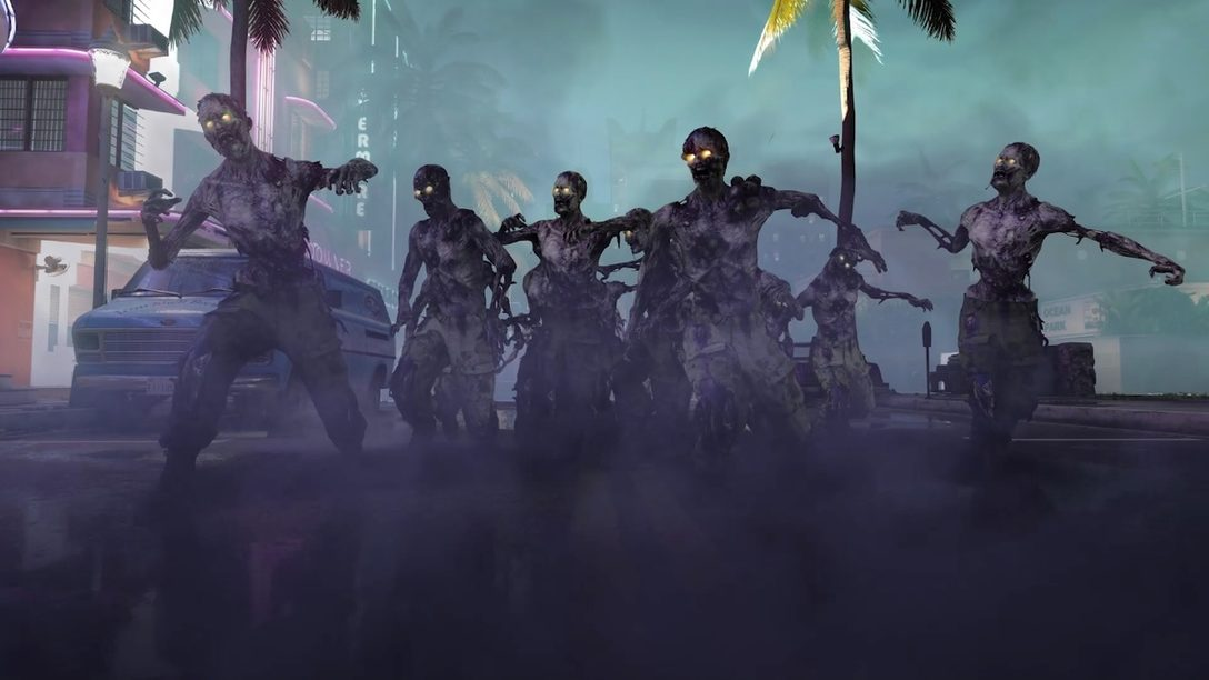 『CoD:ブラックオプス コールドウォー』のPS5™/PS4®独占コンテンツ「Zombies Onslaught」を発表!