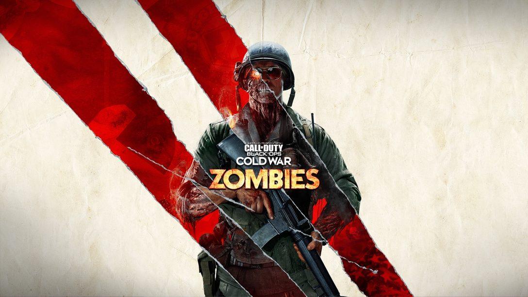 PS5™版『コール オブ デューティ ブラックオプス コールドウォー』11月13日に発売決定! ゾンビモードの詳細も発表!