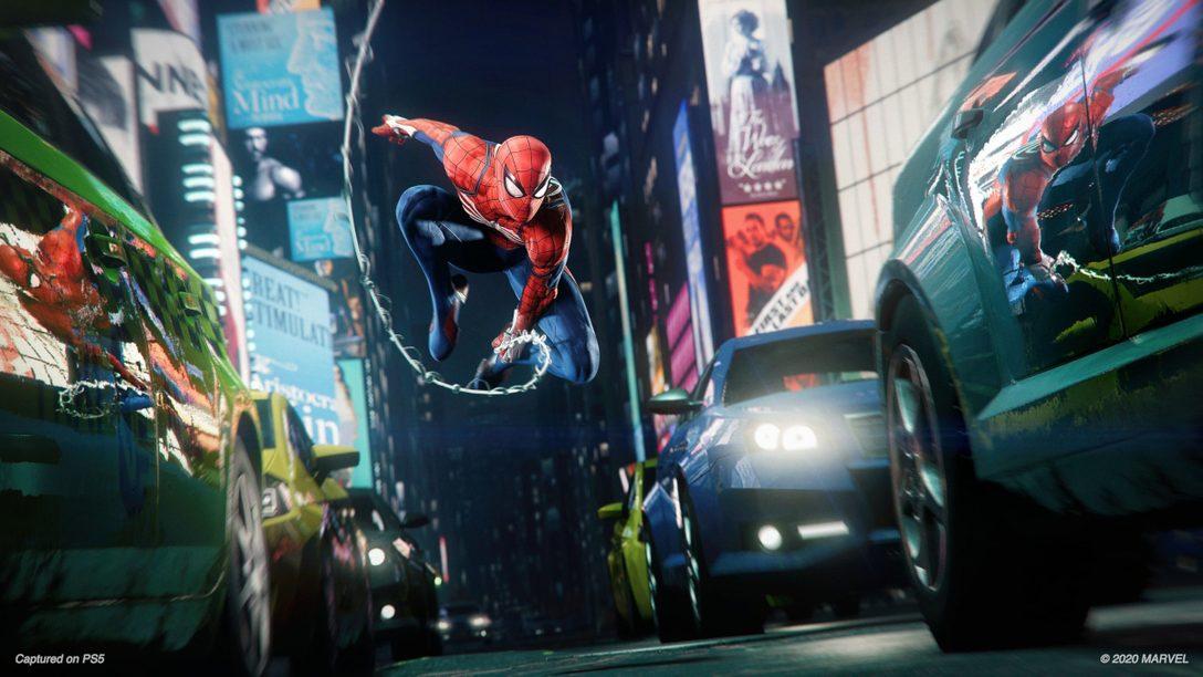 『Marvel's Spider-Man Remastered』の詳細が発表! 強化された映像表現、ピーター・パーカーのグラフィック変更など要チェック!
